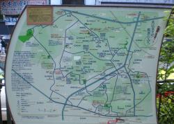 文士村マップ
