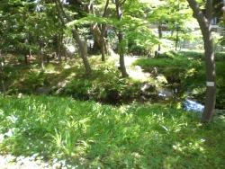 徳富蘇峰 庭園