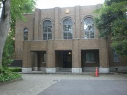 武蔵学園 講堂