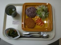 武蔵野音大 学生食堂ランチ
