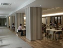 武蔵野音大 学生食堂