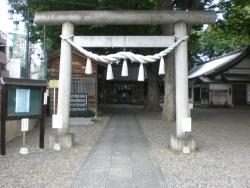 江古田 浅間神社