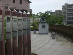 深川 芭蕉庵史蹟展望庭園
