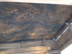 廣尾神社 天井画