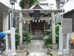 浅草橋 甚内神社