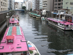 浅草橋 乗合船