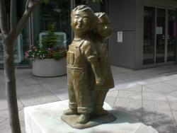 横浜 パブリック・アート なかよし