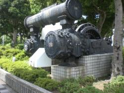 横浜 エアー・コンプレッサー