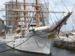 横浜 帆船日本丸