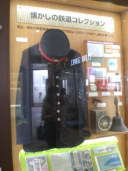 桜木町駅 展示3