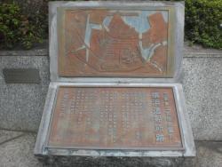 三菱みなとみらい技術館 横浜造船所跡の碑