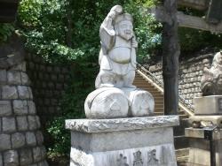 品川神社 大黒天