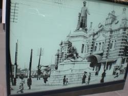 万世橋駅跡 当時の駅の様子の写真