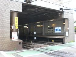 神泉駅 トンネル2