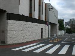 渋谷 松濤 高級住宅街2
