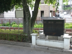 春の小川の碑2