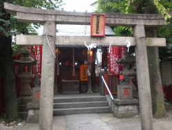 円山町 千代田稲荷神社2