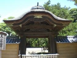 北鎌倉 円覚寺 勅使門
