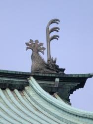 お茶の水 湯島聖堂 鬼犾頭