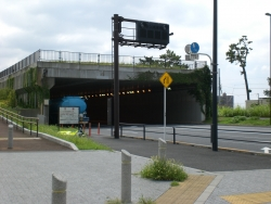 二子玉川 ルナティック トンネル