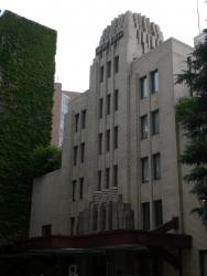 神田駿河台 山の上ホテル1