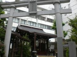 神田駿河台 太田姫稲荷神社