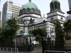 神田駿河台 ニコライ堂
