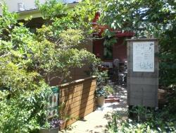 二子玉川 谷川緑道 お洒落なカフェ