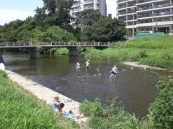 二子玉川 兵庫島公園2JPG