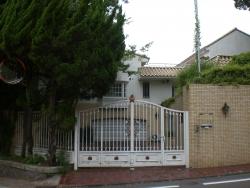 二子玉川 岡本 旧アルジェリア大使館