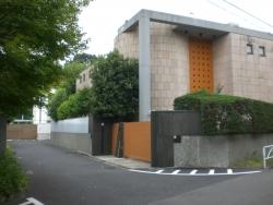二子玉川 岡本 豪邸1