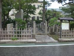鎌倉 日蓮聖人辻説法跡