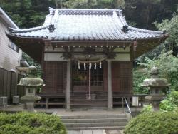 鎌倉 妙本寺 蛇苦止堂1