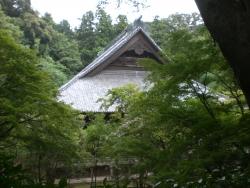鎌倉 妙本寺 祖師堂2
