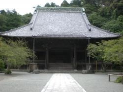 鎌倉 妙本寺 祖師堂1