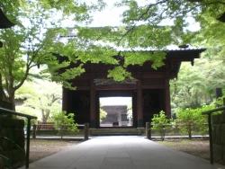 鎌倉 妙本寺 二天門