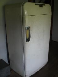 二子玉川 旧小坂家住宅 戦前のアメリカ製冷蔵庫