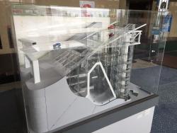 レインボーブリッジ 構造模型