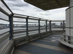 レインボーブリッジ 展望台