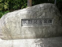 牧野記念庭園1