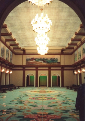 万寿台芸術劇場 1991年 平壌