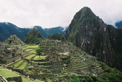 2003年 ペルー マチュピチュ