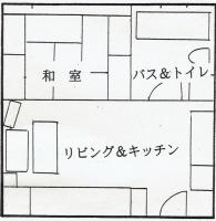 3軒目の家の見取り図。 title=