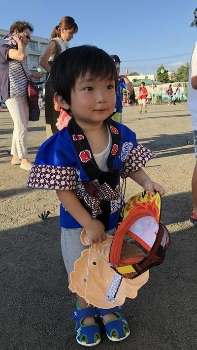 IMG_7550りっくんお祭り