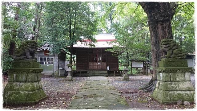 塙田八幡宮