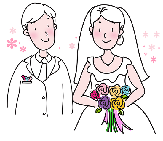 bride-and-groom-2145374_640.png