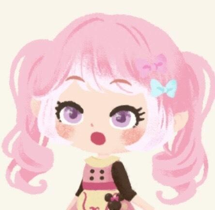 ピンクドール びっくり
