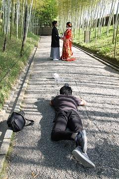 カメラマンさん