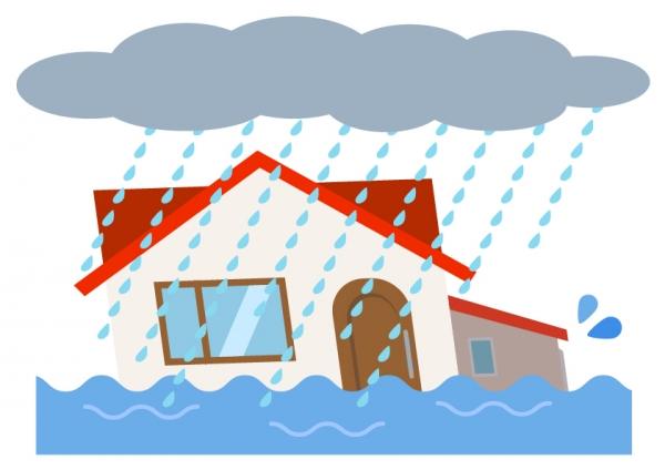 水災イメージ