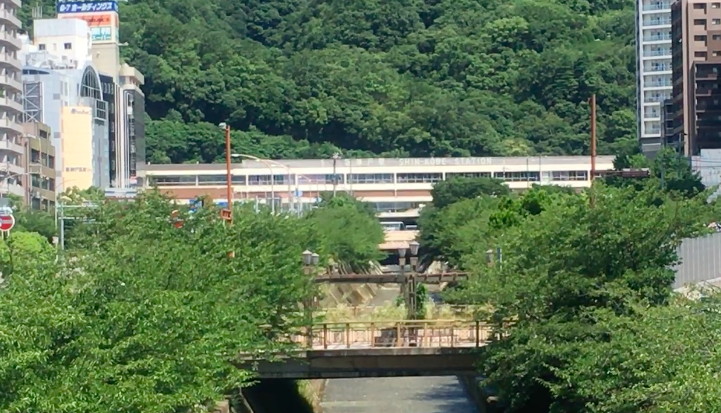 20180727新神戸駅